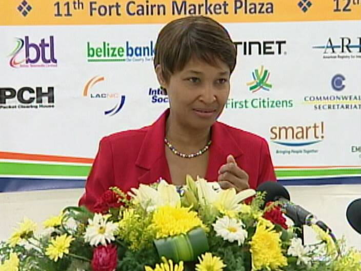 Bernadette Lewis, Secretary General
